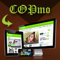 COPmo - Best Responsive Blogger Template