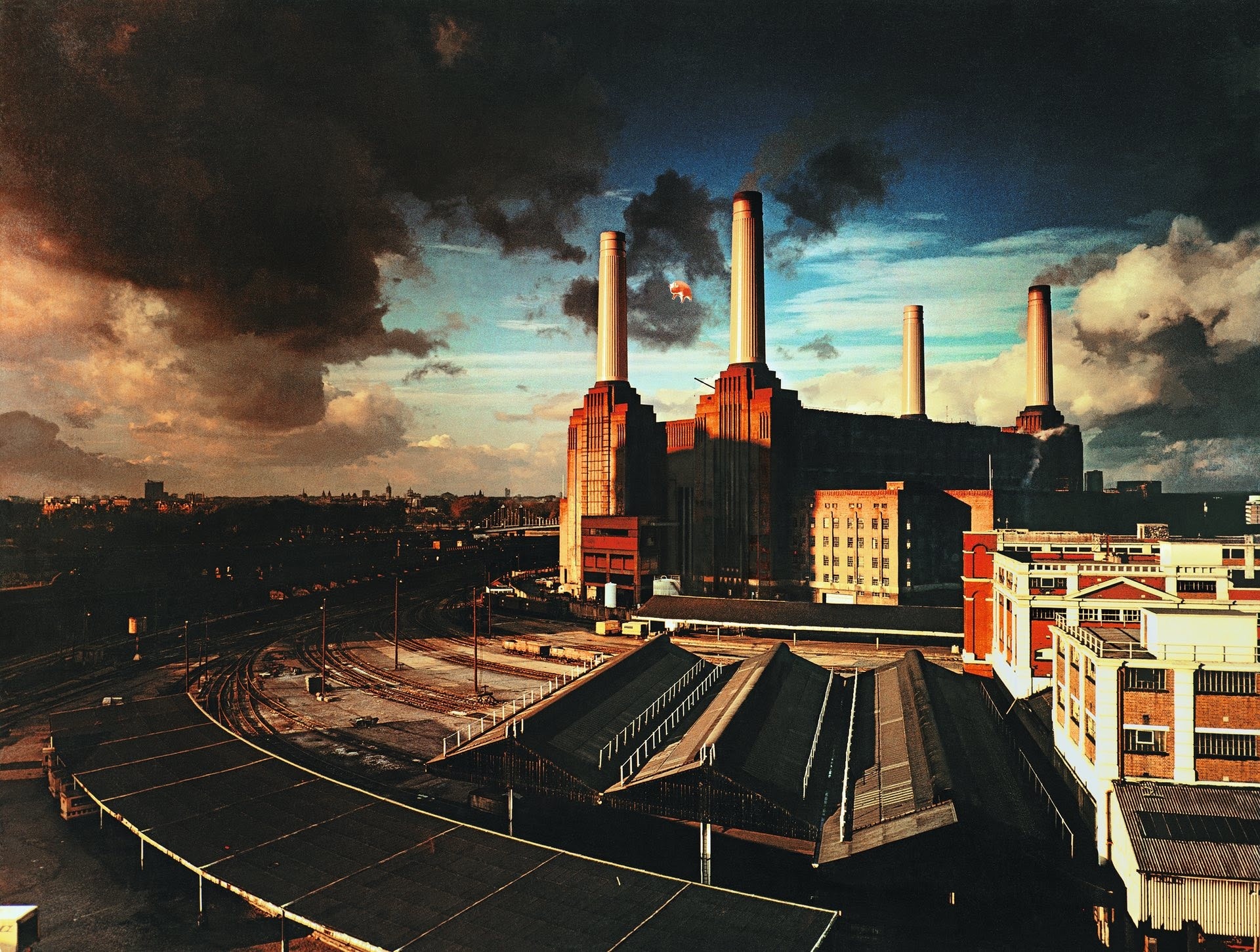 Pink Floyd Animals Wallpaper 70 Images