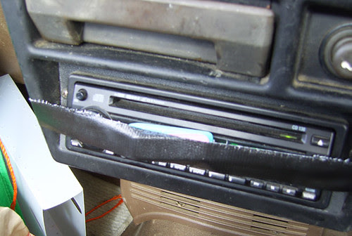 customised stereo