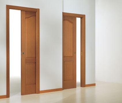 Sliding Door Inside Wall