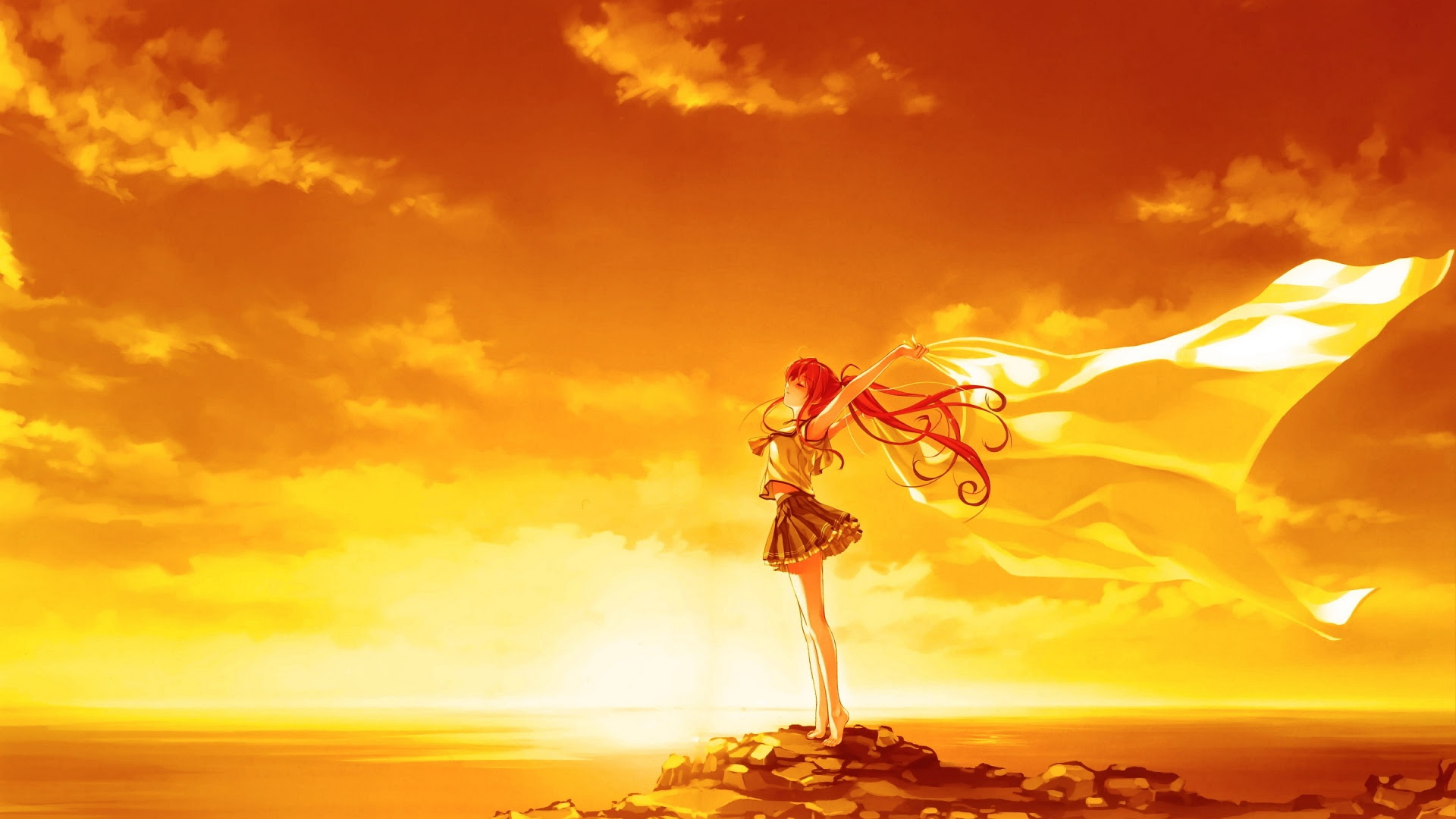 Donload Free 1920×1080 Anime Backgrounds | PixelsTalk.Net