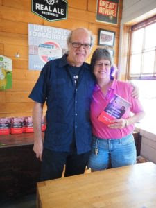 Bill Paige book signing 5