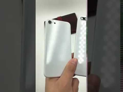 iPhone 7, iPhone 7 Plus sẽ có thêm bản Jet White ?