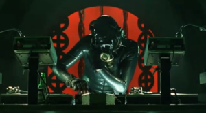 DJing in Latex