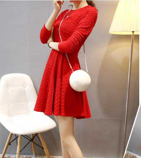 Baju  Mini Dress Korea Online Terbaru Toko Jual Baju