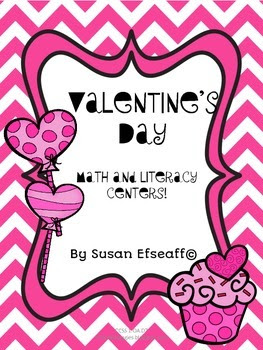 Click on the picture to check out my newest centers for Valentine's Day!