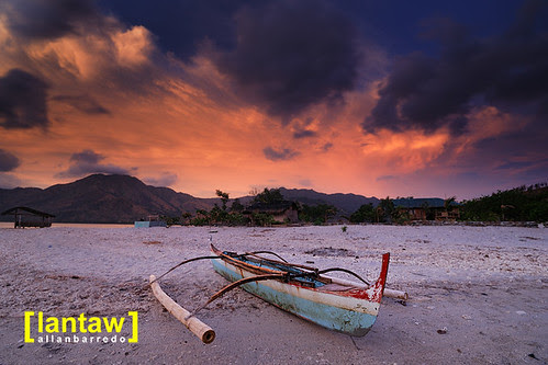 Silanguin Cove Anti-Sunset Fire