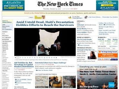 new york times newspaper. new york times newspaper
