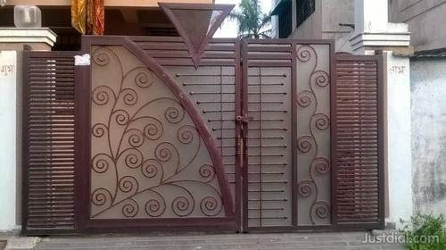 Fabricated Gate Designer Gate Manufacturer From Nagpur
