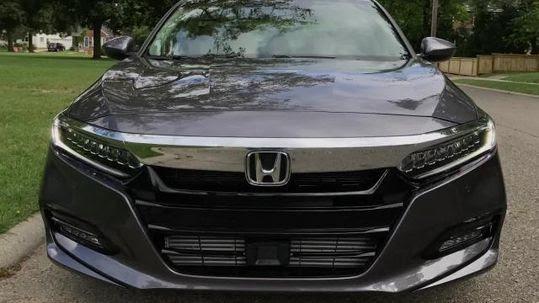 Honda Accord 2018 nâng cấp toàn diện, cạnh tranh với Toyota Camry - Ảnh 6.