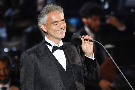 Hear Andrea Bocelli Sing At Princess Eugenie Wedding