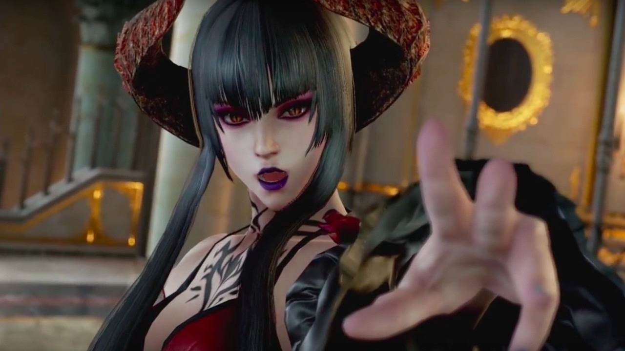 Vampiric fighter Eliza enters Tekken 7 sans pre-order requirement screenshot