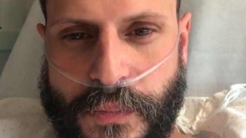 """""""Lunge kollabiert"""": Manuel Cortez meldet sich aus der Klinik"""