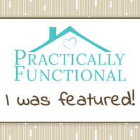 I was featured on Practically Functional!