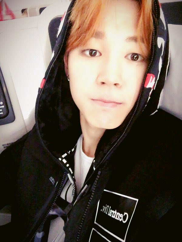 151130 Jimin's Tweet다녀올게요#JIMIN #뭔가 자다 일어난거 티난다 https://t.co/xZ8rqsf8Fe    I'll go and come back#JIMIN #Somewhat able to tell that I just woke up    Trans cr; Mary @ bts-trans© TAKE OUT WITH FULL CREDITS