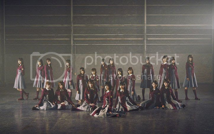 MV Coupling Single ke-3 Keyakizaka46 Akan Ditayangkan di SHOWROOM