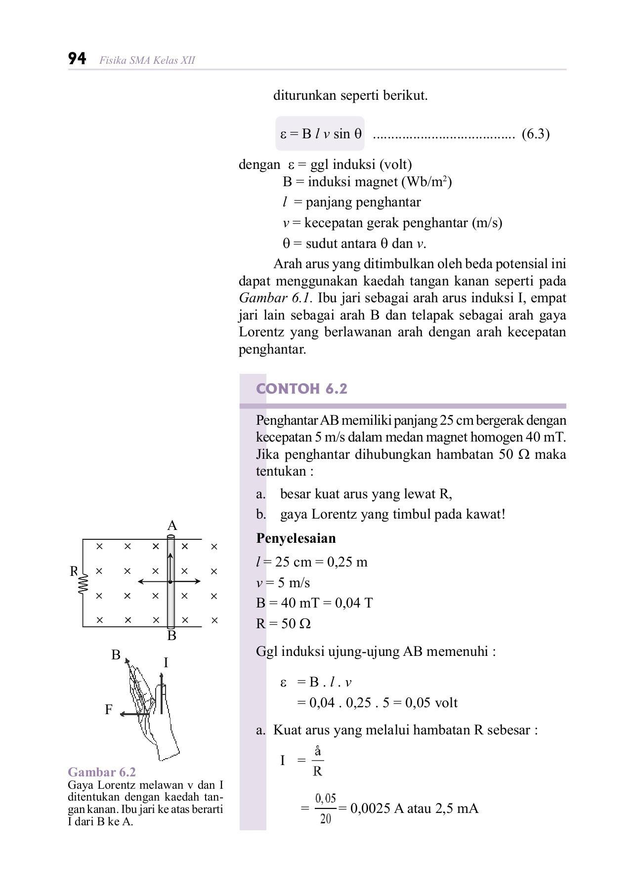 Fisika 3 Kelas 12 Sri Handayani Ari Damari 2009 Pages 101 150 Text Version