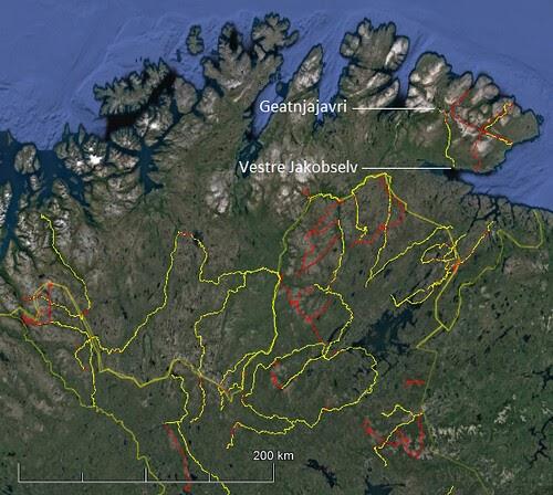 Korkeus Merenpinnasta Kartta