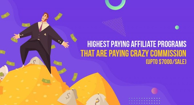 Best Affiliate Programs - And the Highest Paying in 2021