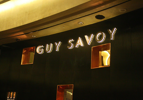 Guy Savoy at Marina Bay Sands