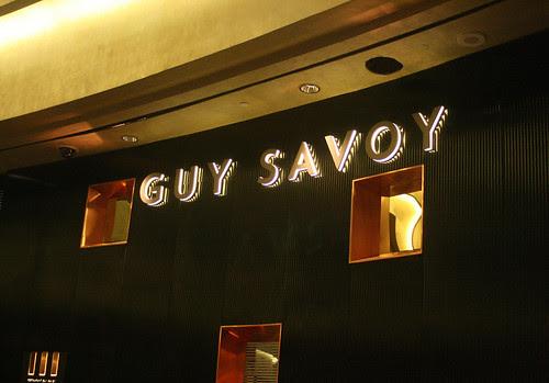 Guy Savoy at Marina Bay Sands
