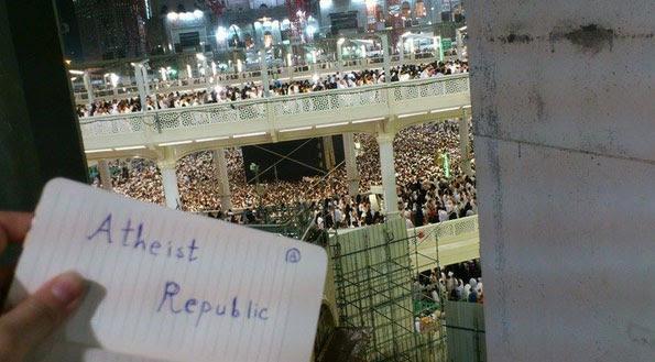 Saudi Arabia Brave Girl