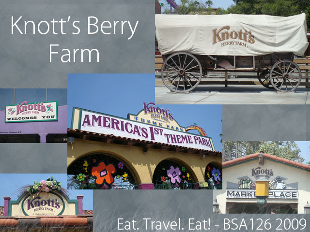 Knotts-Berry-Farm-Logos