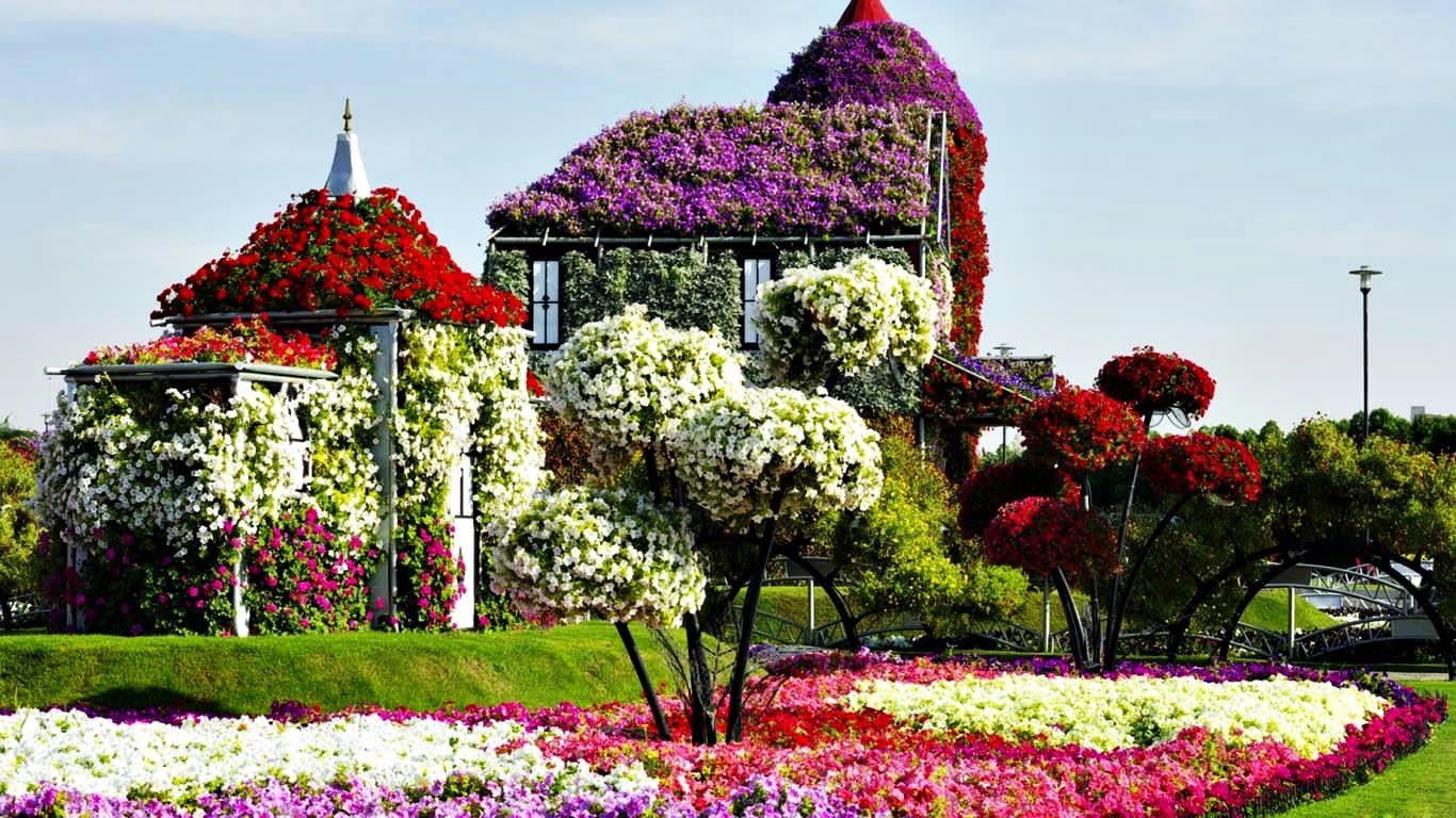 Miracle Garden Dubai Ticket Booking Online George S Blog