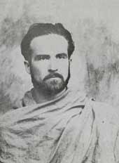 Mircea Eliade, en su juventud durante su estancia en la India