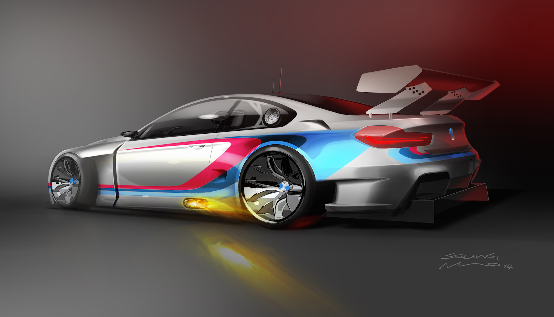 BMW Motorsport Announces Plans for the BMW M6 GTLM - BimmerFile