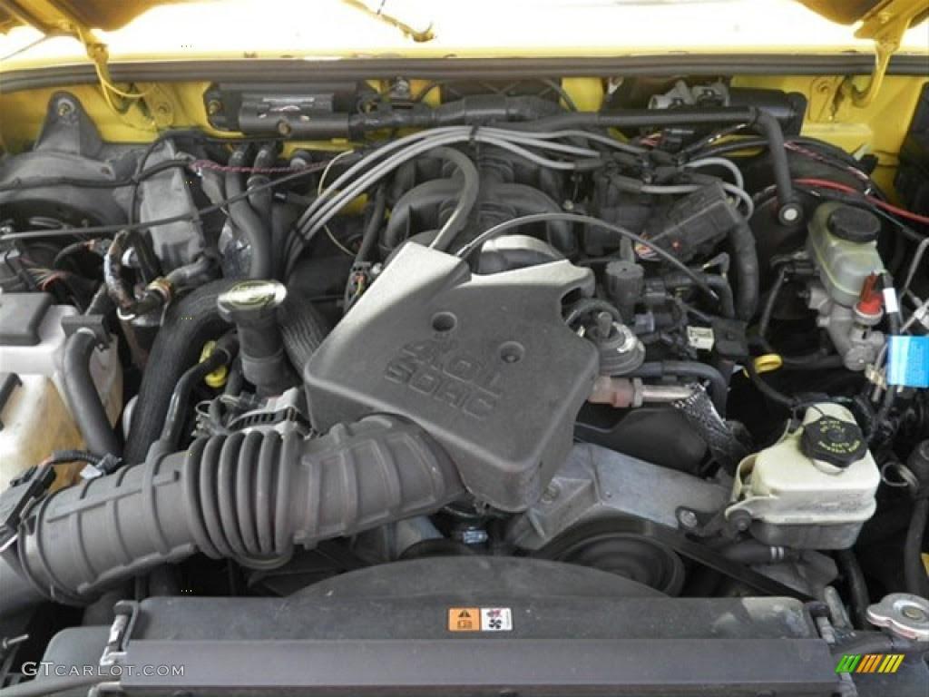 Ford Ranger 4 0 Engine Diagram