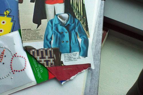 magazine derek lam coat