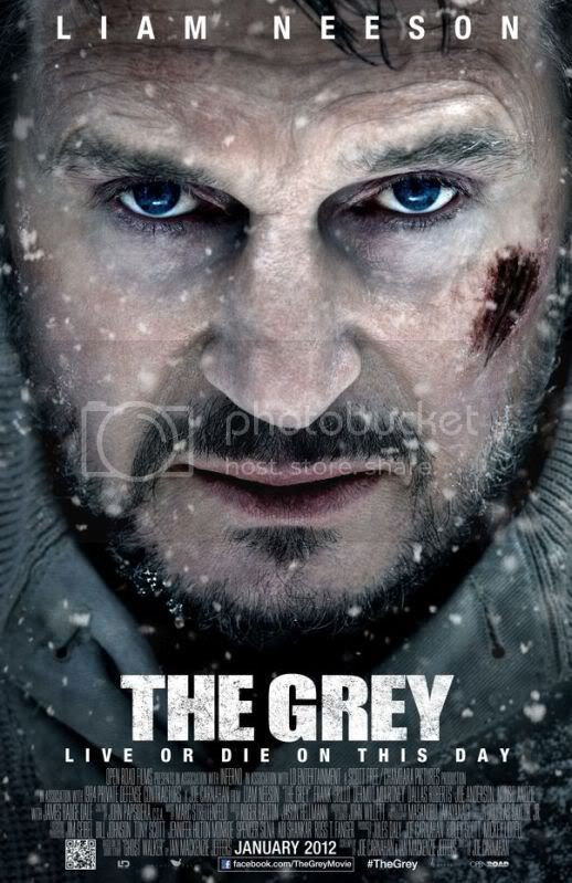 The Grey Movie Poster