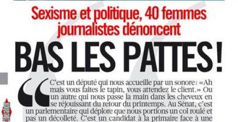 Portada del diario Libération del martes 5 de mayo