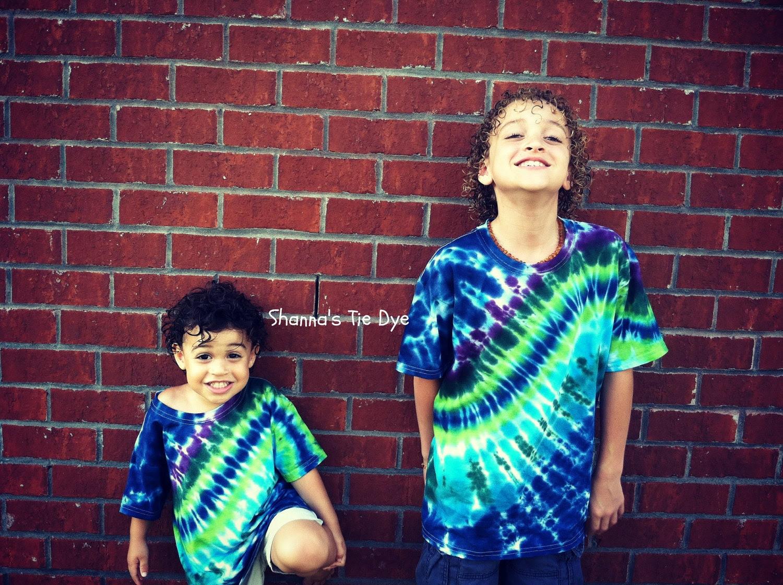MADE TO ORDER matching sibling shirts