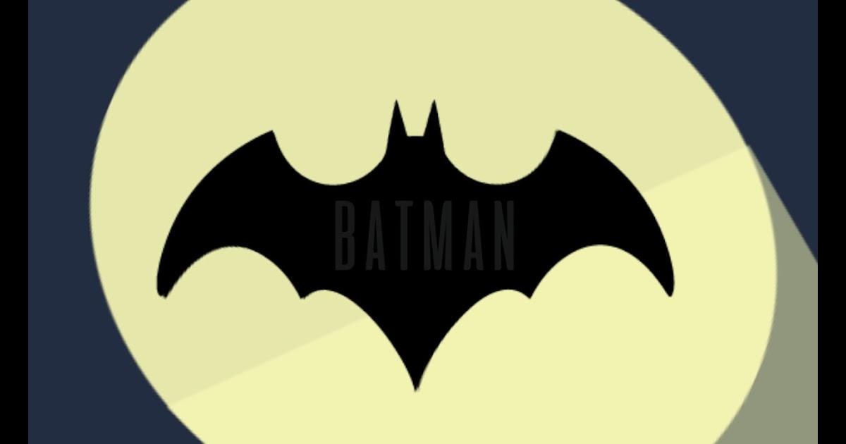 batman zeichen  house art