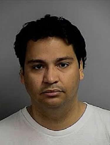 Victor Juan Martinez foi acusado de se passar por                 policial. (Foto: Divulgação)