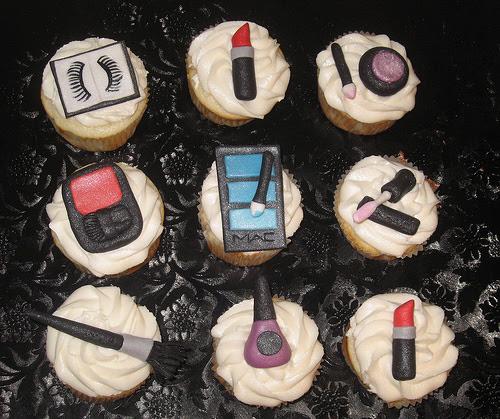 cupcakes, mac, mac cosmetics