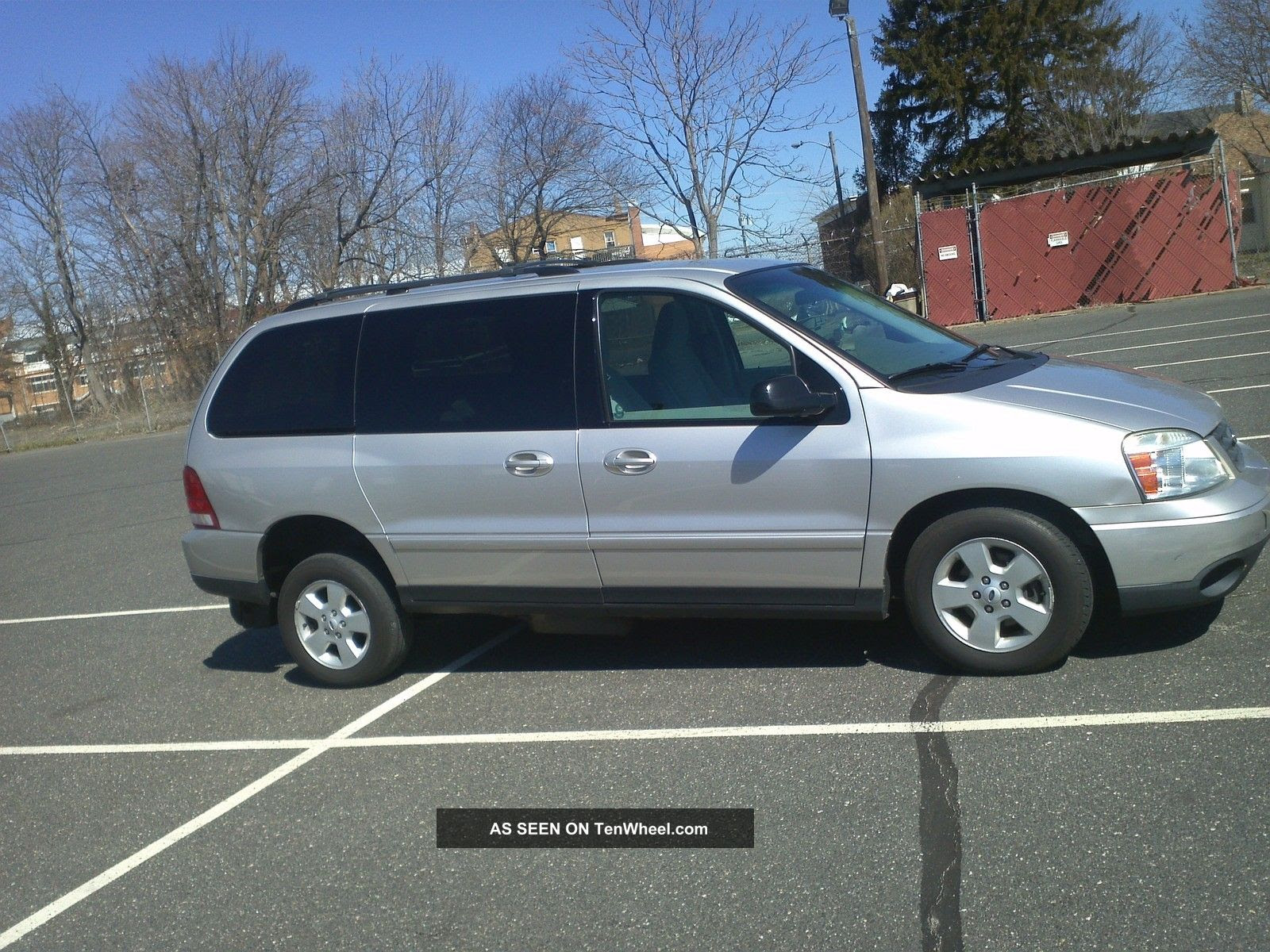 Handicapped Ford Freestar