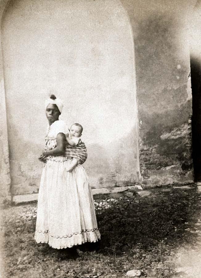 12 fotos raras de escravos brasil