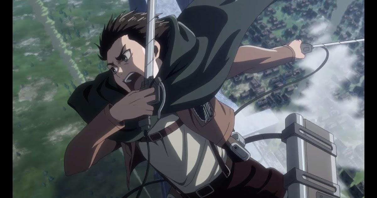 Attack On Titan Episode 10 Season 2 Dubbed
