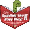 Reading the Easy Way Kindergarten 125x125 button