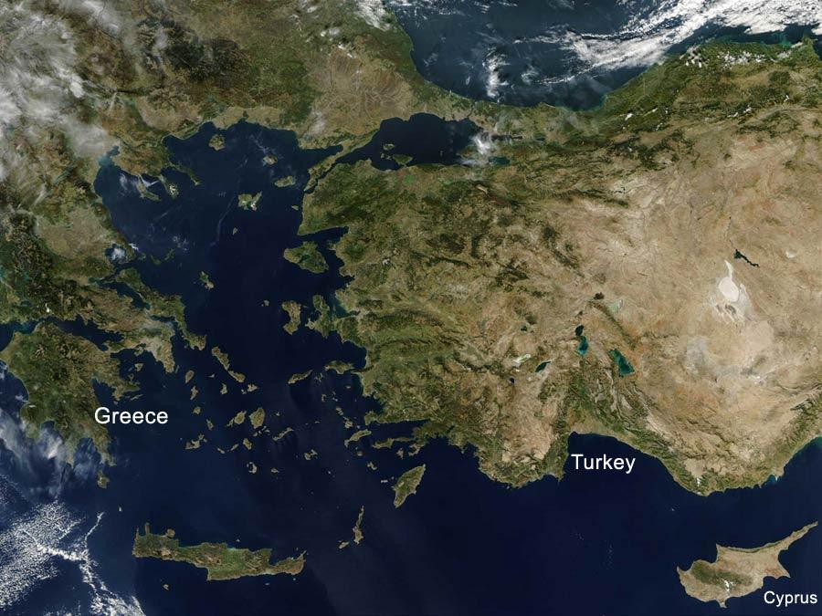 Η «ναυμαχία» στην Κύπρο, κριτήριο και για το Αιγαίο