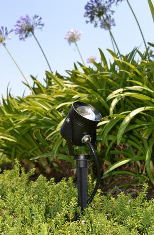 BlissLight 18 Color LED Garden Accent Landscape Lights