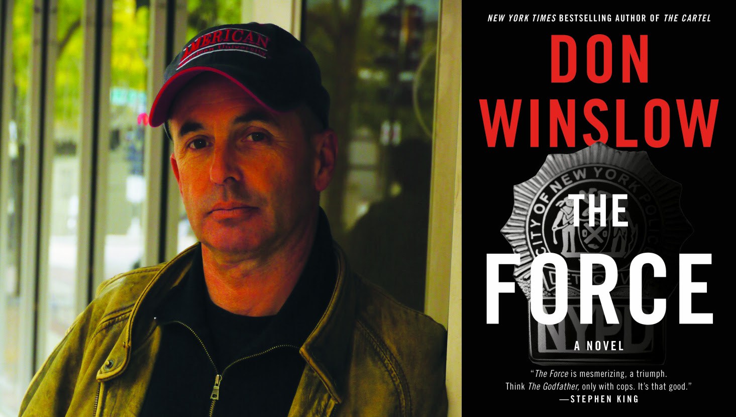 Image result for don winslow the force