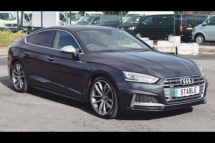 2018 Audi A5 Sportback Manhattan Grey