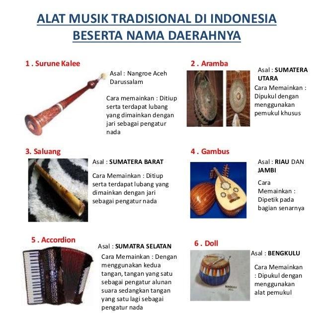 Instrumen Musik Dayak Alat Musik Tradisional Gambar Dan Asalnya