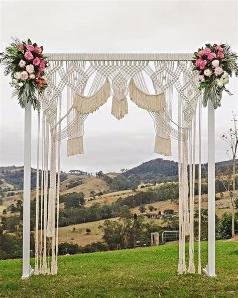 Best 25  Wedding arches ideas on Pinterest   Outdoor