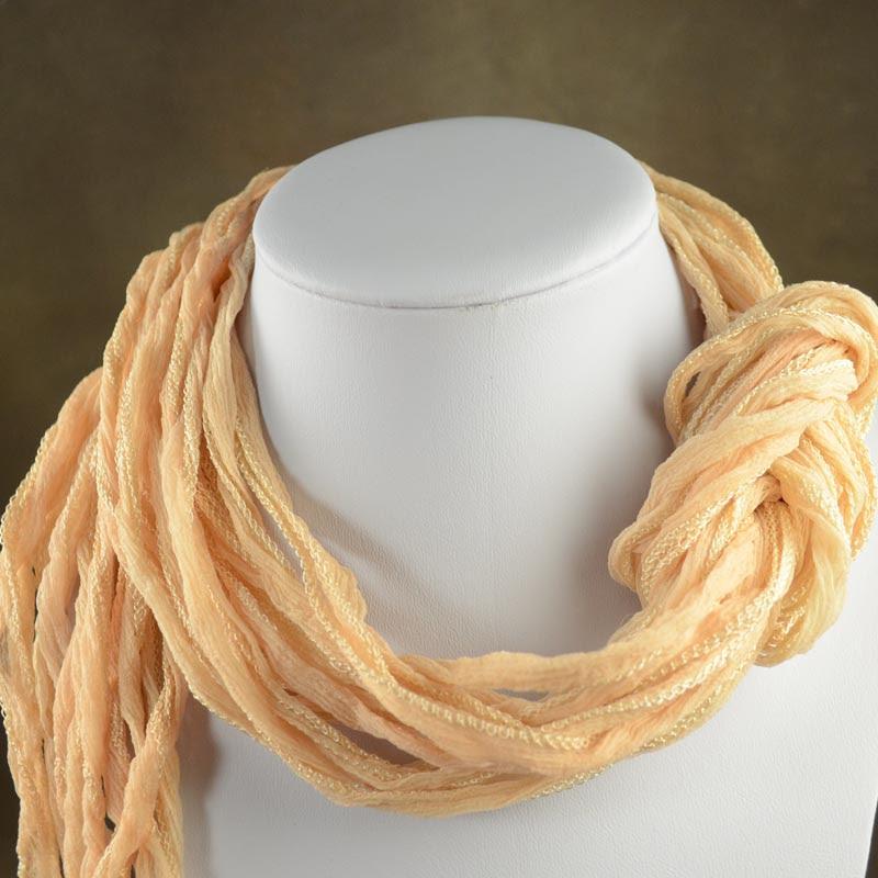 s36067 Stringing -  Fairy Ribbon - French Vanilla (1)