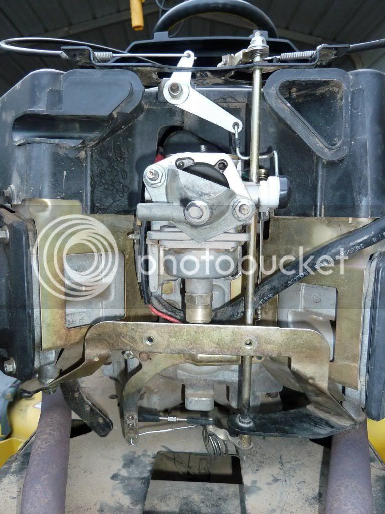 Engine Kohler Kohler Carburetor Linkage Diagram